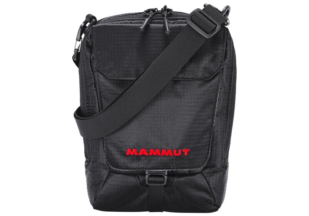 Outdoor Schoudertassen : Mammut tas pouch black l bij outdoor campz